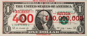 The Dollar Bill gets a makeover