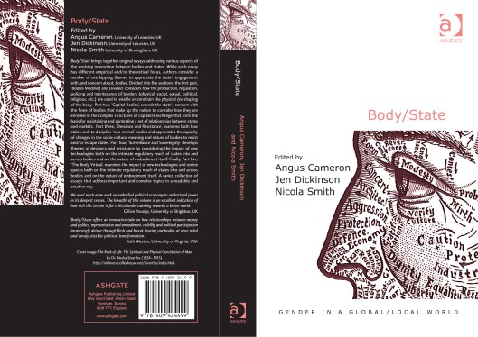 Body/State cover